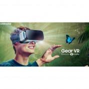 Samsung Gear VR Glasses SM-R322 by Oculus - очила за виртуална реалност за Samsung Galaxy смартфони с microUSB (черен-бял) 9