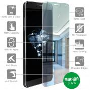 4smarts Second Glass Mirror - калено огледално стъклено защитно покритие за дисплея на iPhone 6 Plus, iPhone 6S Plus (огледален) 3