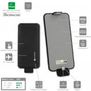 4smarts PowerClip Power Bank Lightning - универсален кейс с вградена батерия 3000 mAh за iPhone с Lightning 5