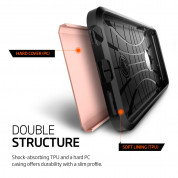 Spigen Tough Armor Case for iPhone 6, iPhone 6S (rose gold) 2
