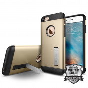Spigen Slim Armor Case for iPhone 6, iPhone 6S (champagne gold)