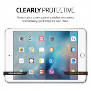 Spigen Steinheil LCD Screen Protector Ultra Crystal - качествено защитно покритие дисплея на iPad Mini 4 2