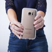 CaseMate Naked Tough Case - кейс с висока защита за Samsung Galaxy S7 Edge (прозрачен) 4