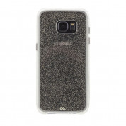 CaseMate Naked Tough Sheer Glam Case - кейс с висока защита за Samsung Galaxy S7 Edge (златист) 1