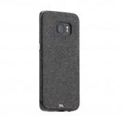 CaseMate Naked Tough Sheer Glam Case - кейс с висока защита за Samsung Galaxy S7 Edge (черен) 1