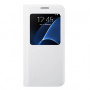 Samsung S-View Cover EF-CG930PWEGWW for Samsung Galaxy S7 (white)