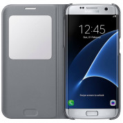 Samsung S-View Cover EF-CG930PSEGWW for Samsung Galaxy S7 (silver) 2