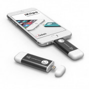 Adam Elements iKlips Lightning 32GB - външна памет за iPhone, iPad, iPod с Lightning (32GB) (тъмносив) 1
