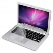 Devia MacBook Keyboard Cover - силиконов протектор за MacBook клавиатури (US layout) 3