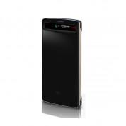LG Flip Case Quick Cover View CFV-140 - оригинален кейс с отвор на дисплея за LG V10 (черен) 3