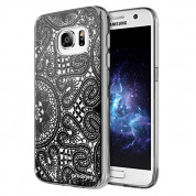 Prodigee Scene Case - хибриден удароустойчив кейс за Samsung Galaxy S7 (черен)