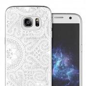 Prodigee Scene Case - хибриден удароустойчив кейс за Samsung Galaxy S7 (бял) 1