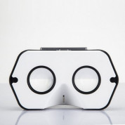 DSCVR I AM Cardboard Virtual Reality Glasses Spectator for iOS and Android  2