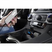 Incipio High Speed USB-C Car Charger 3A, 15W - зарядно за кола за с вграден USB-C кабел  5