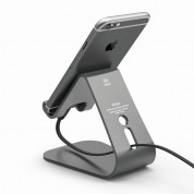 Elago M2 Stand for smartphones (dark gray) 1