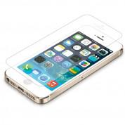 Comma AntiGlare Screen Protector Set - комплект матови защитни покрития за дисплея и задната част на iPhone 5, iPhone 5S, iPhone SE (2 броя) 7