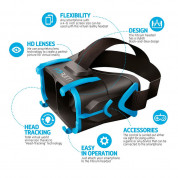 Fibrum VR Headset Pro for iOS and Android from 4 to 6 inches 1