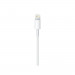 Apple Lightning to USB-C Cable MKQ42ZM/A 2m. - оригинален USB-C кабел към Lightning за Apple устройства с Lightning и/или устройства с USB-C (2 метра) (ритейл опаковка) 2