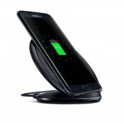 Samsung Inductive Wireless Fast Charge Stand NG930 (black) (bulk) 5