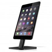 TwelveSouth HiRise - алуминиева повдигаща поставка за iPhone и iPad (черна) 3