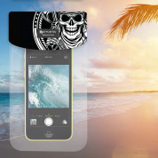 4smarts Copacabana Waterproof Case Pirate for smartphones up to 6 in. (black) 3