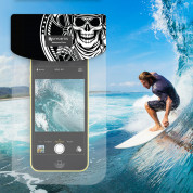 4smarts Copacabana Waterproof Case Pirate for smartphones up to 6 in. (black) 2