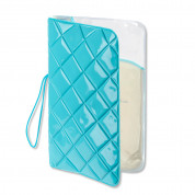4smarts Waterproof Wallet Case Rimini 5.6 (blue)