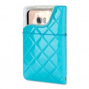 4smarts Waterproof Wallet Case Rimini 5.6 (blue) 3