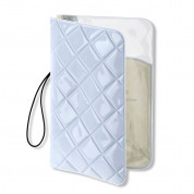 4smarts Waterproof Wallet Case Rimini 5.6 (white)
