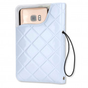 4smarts Waterproof Wallet Case Rimini 5.6 (white) 1