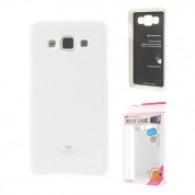 Mercury Goospery Jelly Case - силиконов (TPU) калъф за Samsung Galaxy J5 (2016) (бял)
