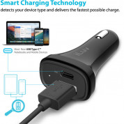 iLuv MobiSeal2 USB-C Car Charger 3