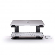 Griffin Elevator Computer Laptop Stand - Black Edition 3