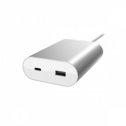 Artwizz PowerPlug USB-C 24W - захранване за ел. мрежа с USB-C и USB-A изходи 2