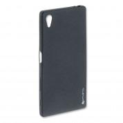 4smarts Ultimag Soft Touch Cover Sandburst Case - термополиуретанов удароустойчив кейс за Sony Xperia Z5 (черен) 1