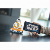 Orbotix Sphero BB-8 Droid - управляем дроид BB-8 от Star Wars The Force Awakens 4