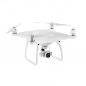 DJI Phantom 4 - дрон с контролер за управление от iPhone, iPod, iPad and Android устройства (бял) 2