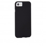 CaseMate Barely There - поликарбонатов кейс за iPhone 8, iPhone 7, iPhone 6S, iPhone 6 (черен)