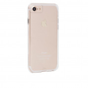 CaseMate Barely There New Version - поликарбонатов кейс за iPhone 8, iPhone 7, iPhone 6S, iPhone 6 (прозрачен)