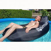 4smarts POWERNAP Outdoor Couch (black) 3