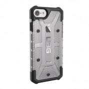 Urban Armor Gear Plasma - удароустойчив хибриден кейс за iPhone 8, iPhone 7, iPhone 6S, iPhone 6 (прозрачен) 2