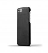 Mujjo Leather Case - кожен (естествена кожа) кейс за iPhone 8, iPhone 7 (черен) 3