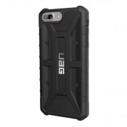 Urban Armor Gear Pathfinder - удароустойчив хибриден кейс за iPhone 8 Plus, iPhone 7 Plus (черен) 1