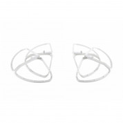 DJI Phantom 4 Propeller Guard - защита за пропелерите на Phantom 4 (бял)  1