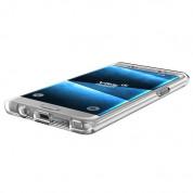 Verus Crystal Mixx Case - хибриден удароустойчив кейс за Samsung Galaxy Note 7 (прозрачен) 4