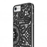 Prodigee Show Lace Black Case - хибриден удароустойчив кейс за iPhone 8, iPhone 7 2