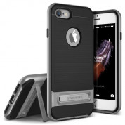 Verus High Pro Shield Case for iPhone 8, iPhone 7 (steel silver)