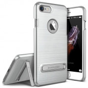 Verus Simpli Lite Case - поликарбонатов кейс за iPhone 8, iPhone 7 (сребрист)