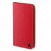 4smarts Ultimag Luxury Book Marbella Universal Case - универсален кожен (естествена кожа) калъф с магнитно захващане за смартфони до 5.2 инча (червен) 1