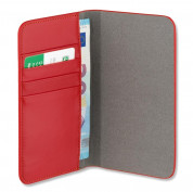 4smarts Ultimag Luxury Book Marbella Universal Case 5.2 in. (red) 2